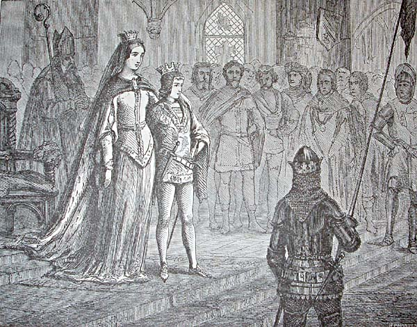 Фото 4. Эрика коронуют как главу унии в Кальмаре, 1397 год.jpg
