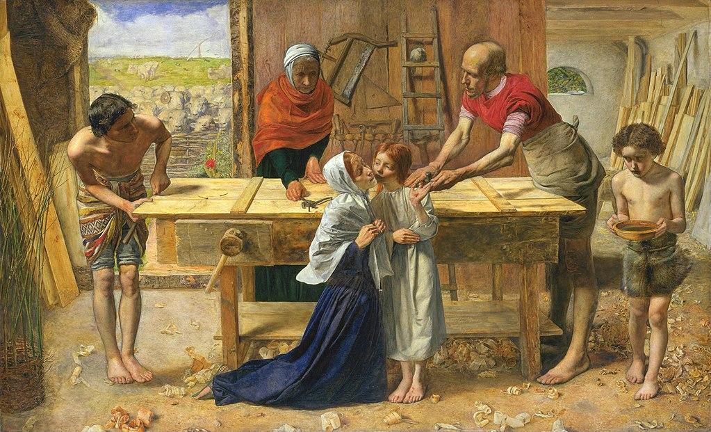фото 3 _Христос в родительском доме_ (1850).jpg