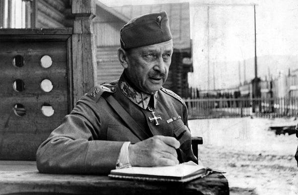 Генерал Густав Маннергейм. Источник: cyrillitsa.ru