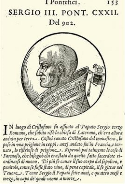Папа Сергий III.