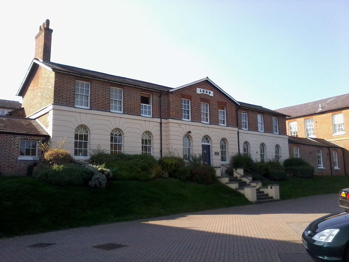 Андоверский работный дом, фото 2000-х.