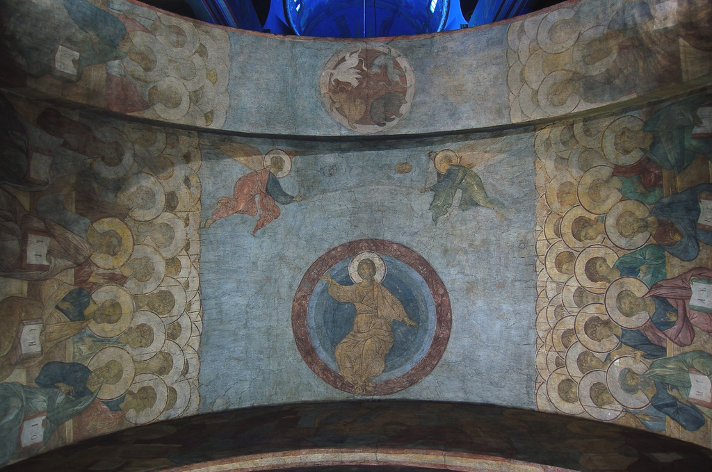 3 Фрески Успенского собора во Владимире.jpg
