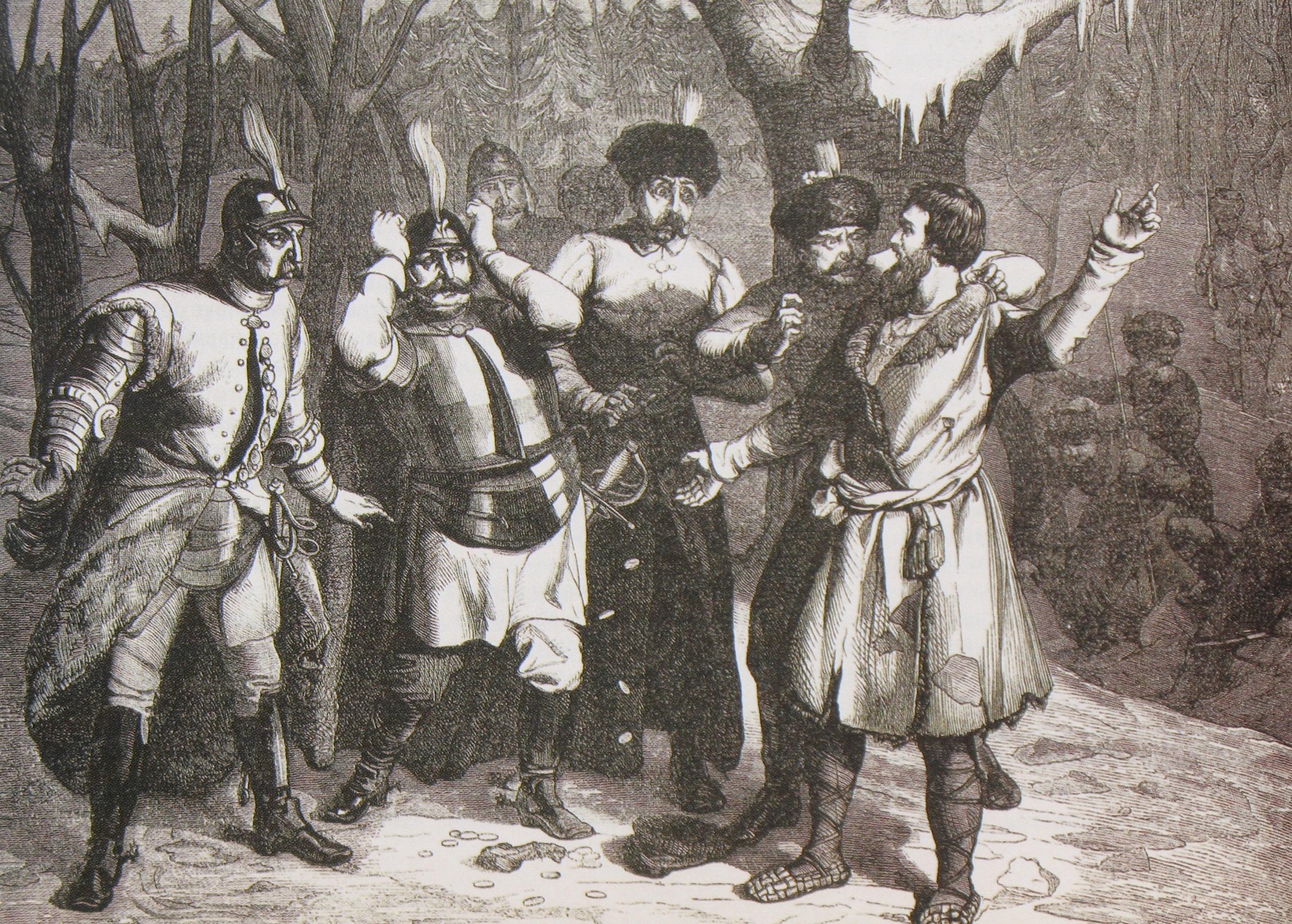 Фото 1. Подвиг Сусанина. Гравюра XIX века.jpg