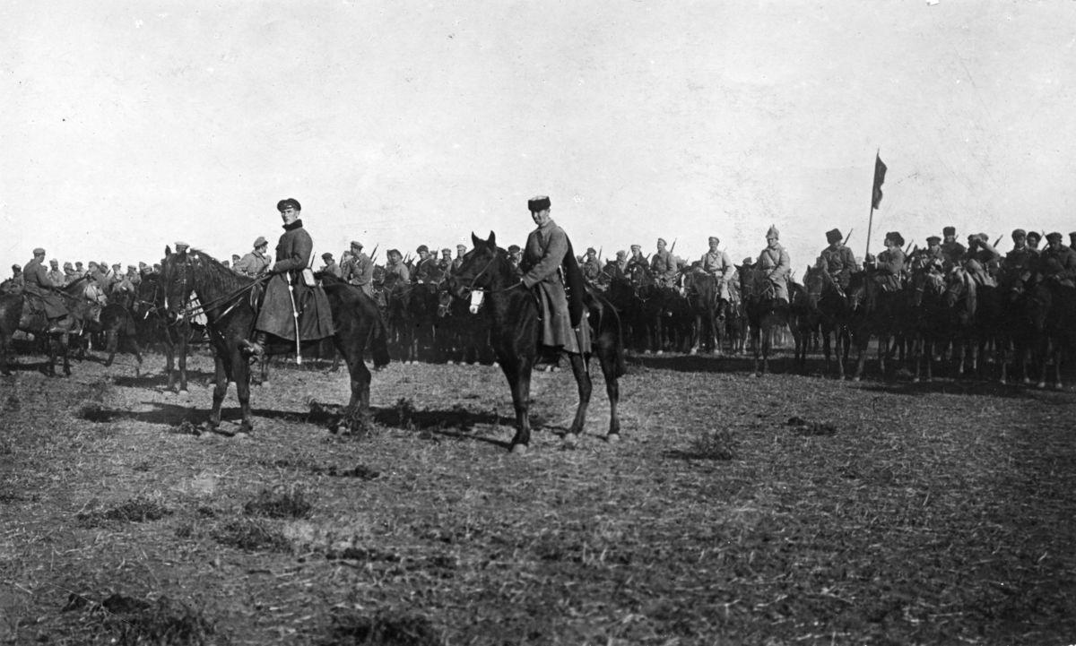 2-я конная армия красных, Крым, 1920.