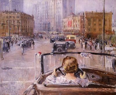 Ю. Пименов. Новая Москва 1937.jpg