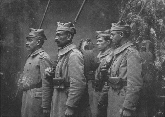 Польские военные. Источник: pinterest.co.uk