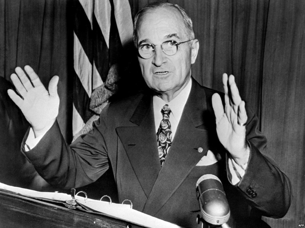 the death of roosevelt and the leadership of harry s truman in america Harry truman became the 33rd president of the united states following the death of president franklin d roosevelt on april 12, 1945.