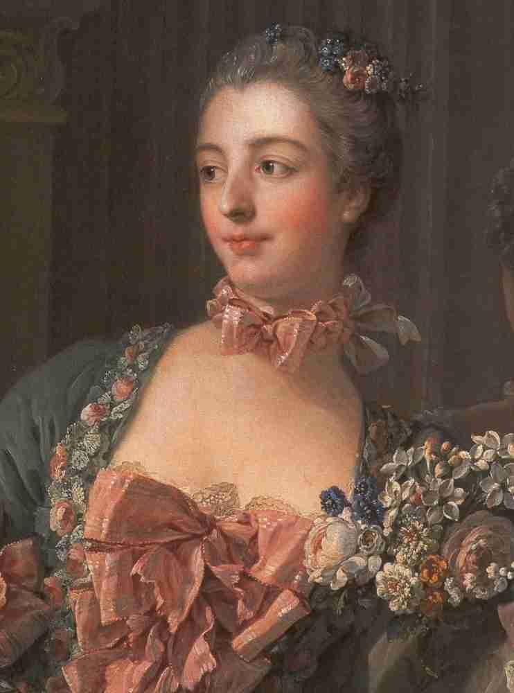 Мадам де Помпадур.  Источник: Wikimedia Commons