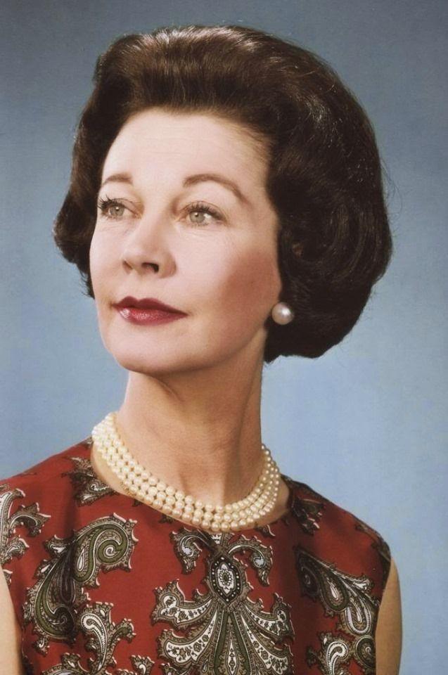 Вивьен в 1967 году.