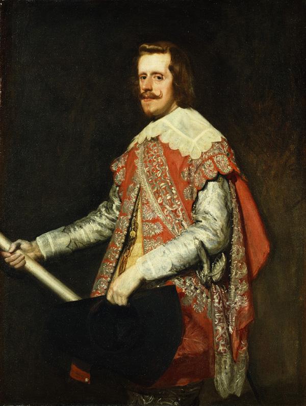 ФОТО Филипп IV. Портрет работы Веласкеса, 1656.jpg