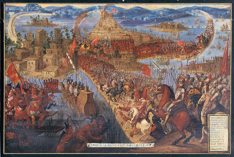 an introduction to the history of cortes and castillo