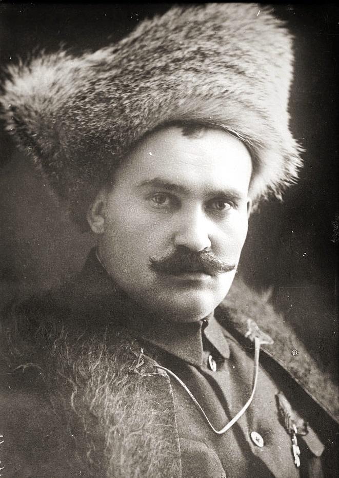 Г. М. Семенов.