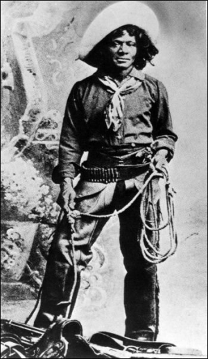 Один из самых известных ковбоев Америки Нэт Лав.jpg