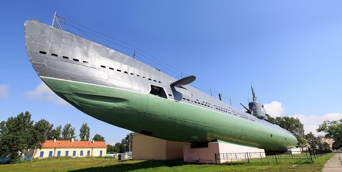 Подводная лодка Д-2 «Народоволец».