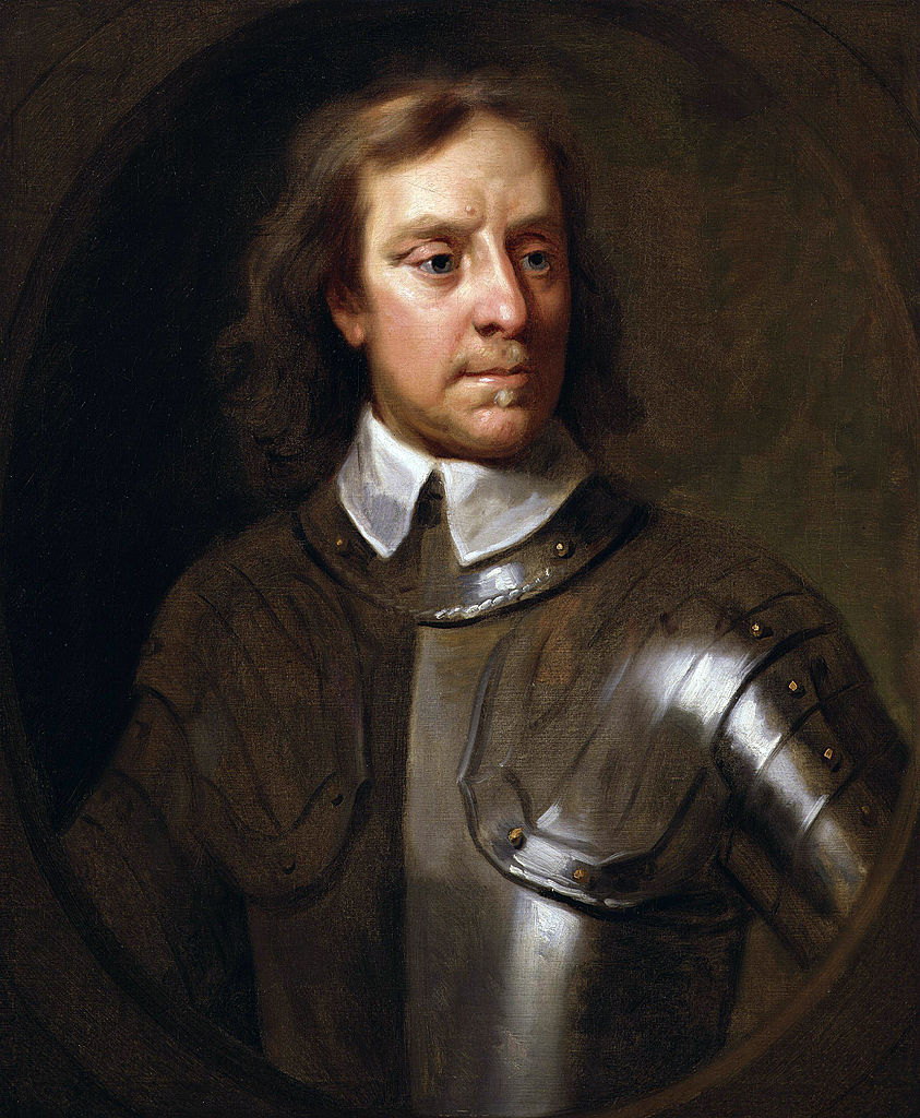 a discussion on oliver cromwells image in the media of his time Oliver cromwell's grave comes back to life for summer at peter macdiarmid/getty images by the time he died of malarial fever in september 1658.