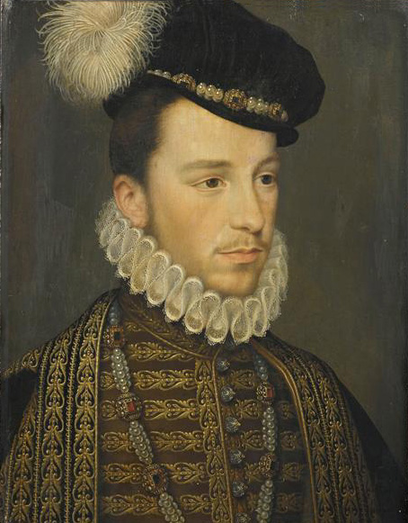 Генрих III.