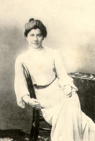 Мария Чехова.