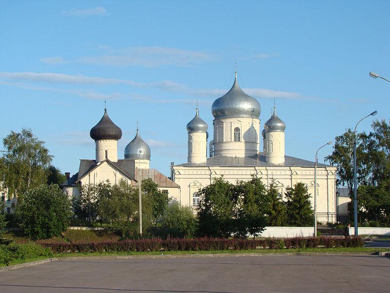 Зверин-Покровский женский монастырь.