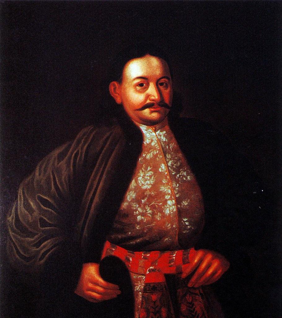 Фёдор Ромодановский [1686−1717].