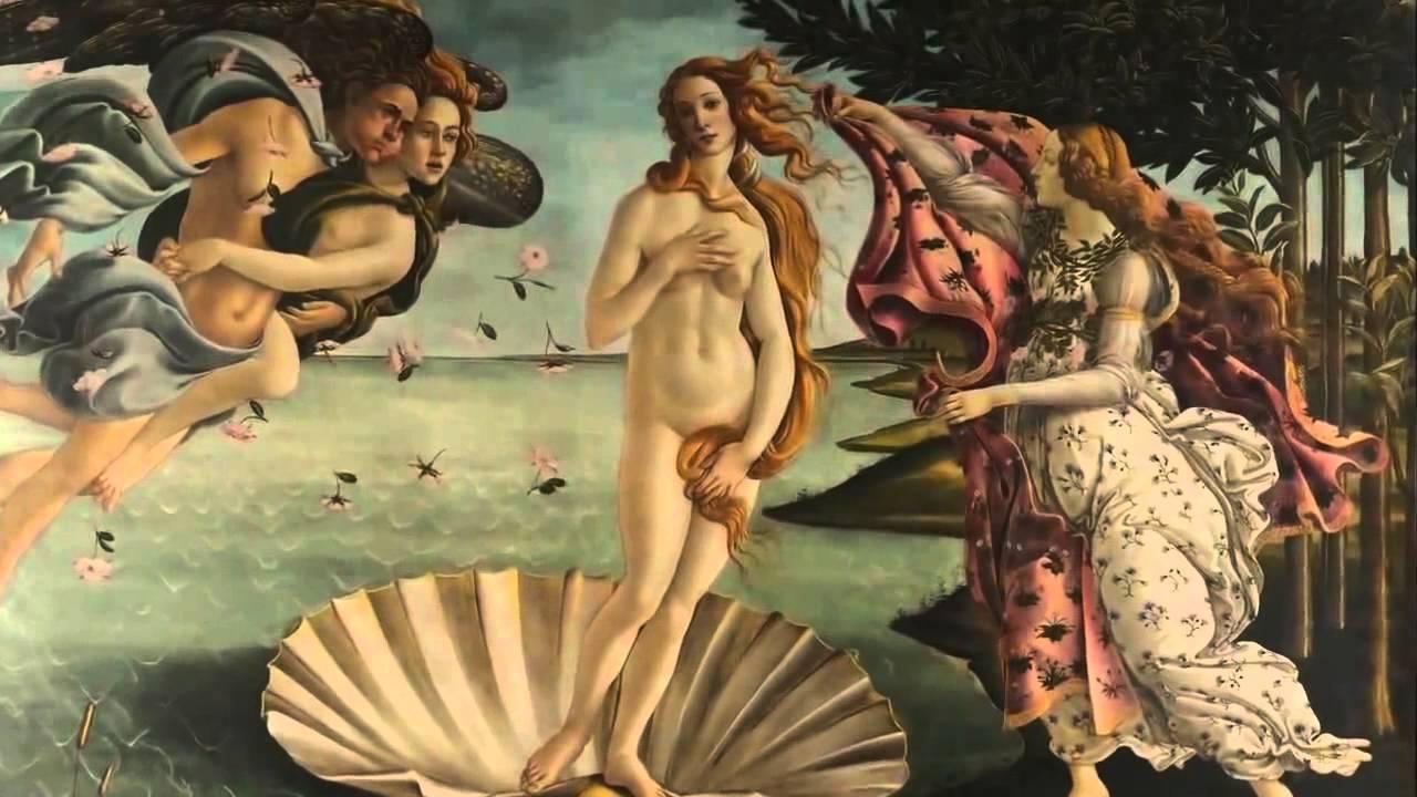 фото 6 Рождение Венеры Боттичелли 1484-1486.jpg