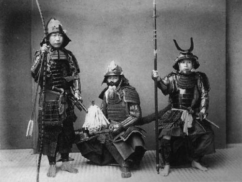 Интерересные факты о самураях