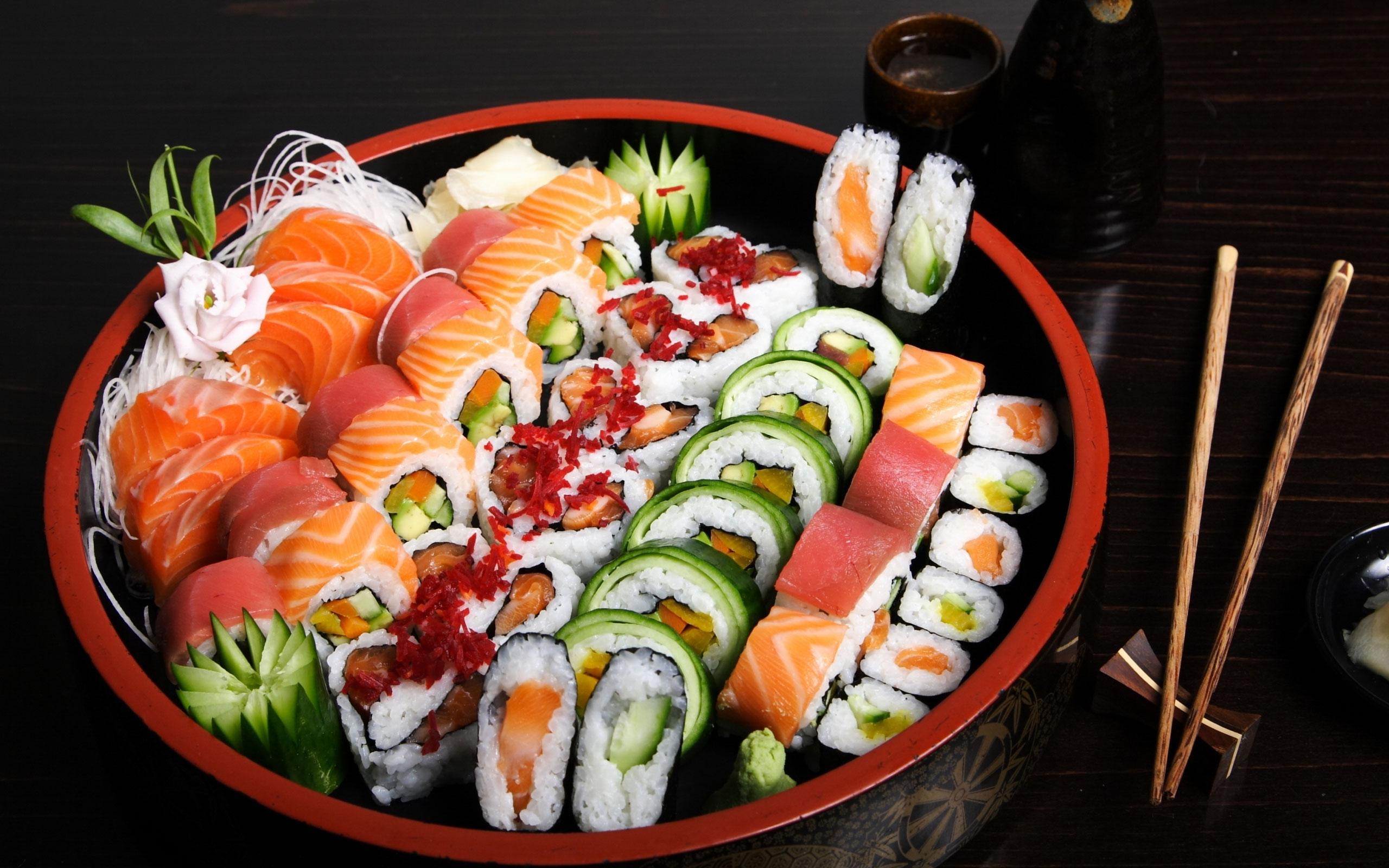 Красивая картинка суши