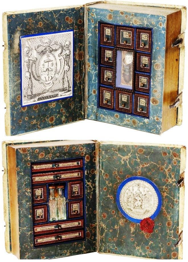 Книга-аптечка, 1672.