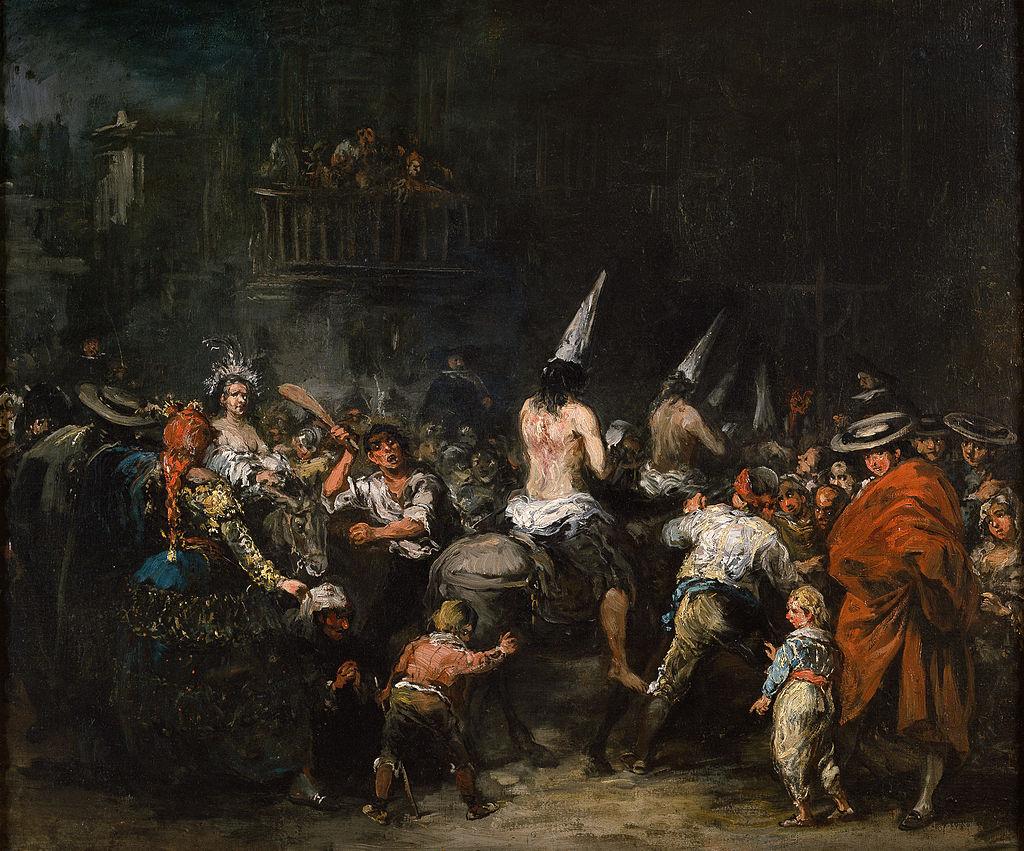 Сексуальный подтекст инквизиции