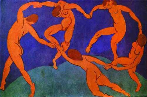 ФОТО 1 «Танец», Анри Матисс (1910).jpg