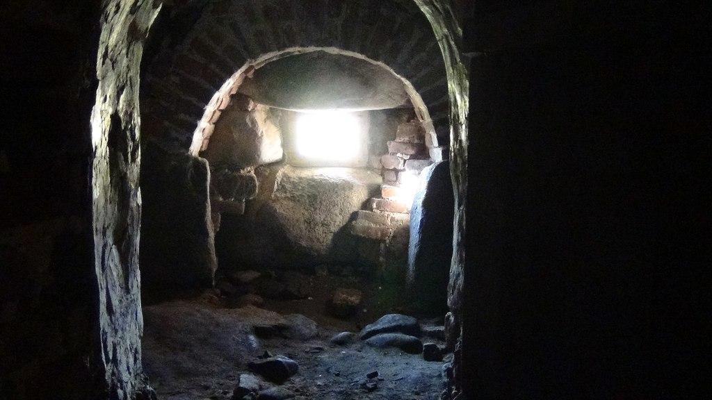 Известнейшая монастырская тюрьма царского периода — Соловки. <br>