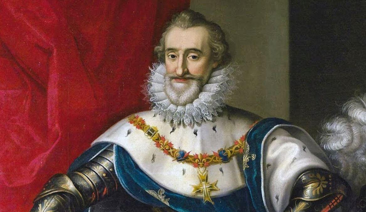 Генрих IV Наваррский.