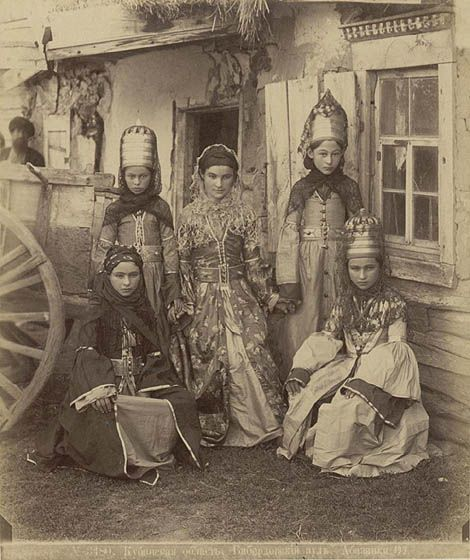 Dmitri Ermakov Chronicler of the Caucasus. Exceptional ethnographic photographs from 1870s Georgia .jpg