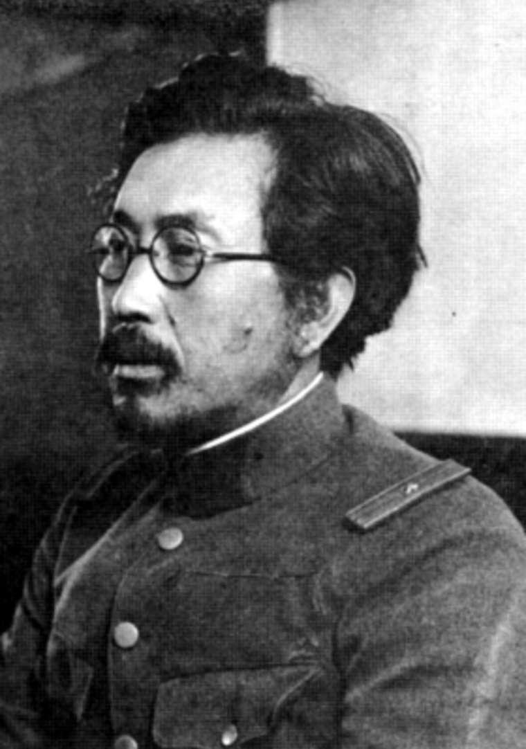 Исии Сиро.