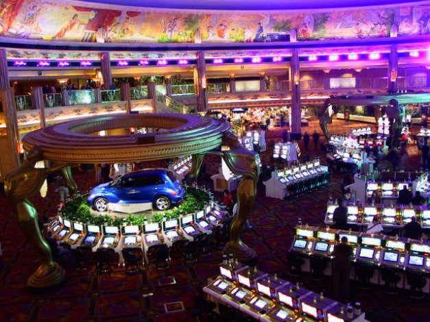 Известные казино в харькове закрыли игровые автоматы 2015