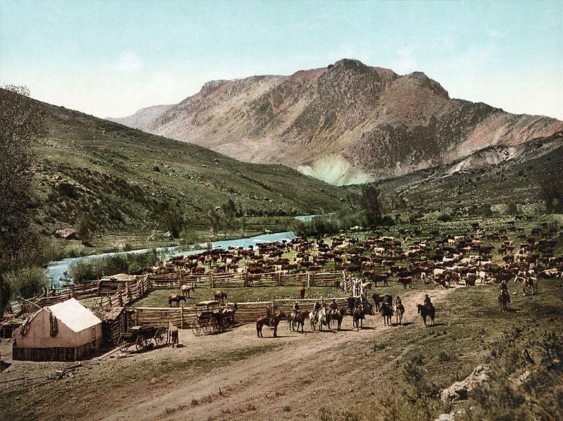 Ковбои Колорадо, 1898 год.jpg