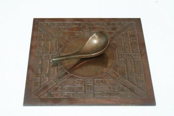 Так должен был выглядеть древний китайский компас.