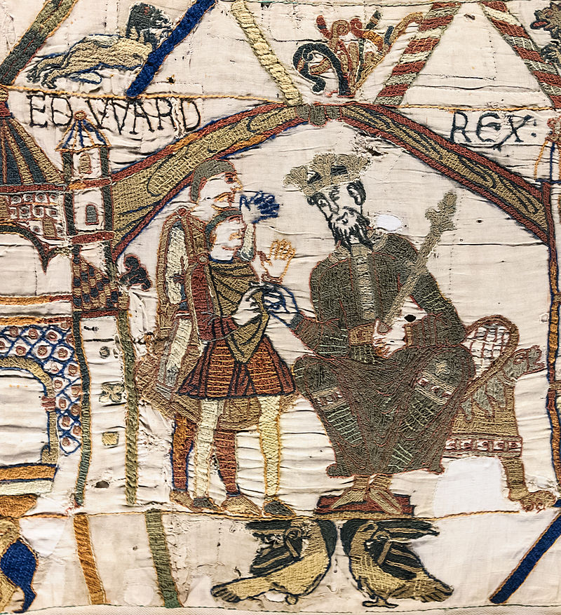 Последний король англосаксов