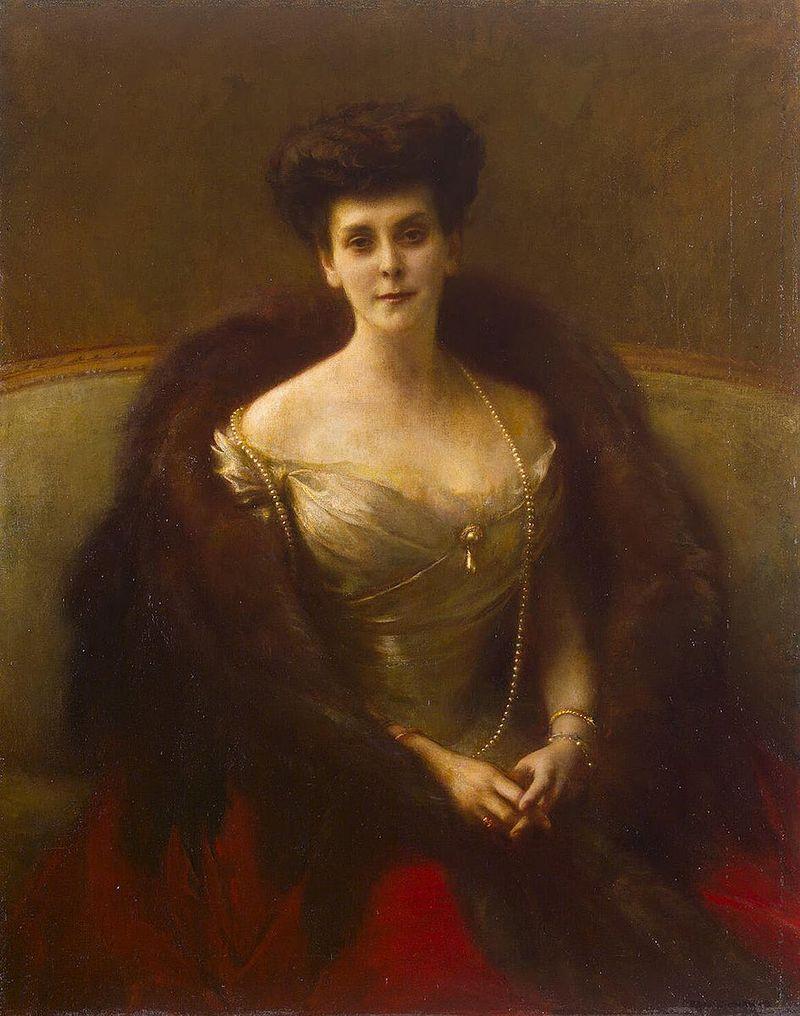 Ольга Валериановна Палей.