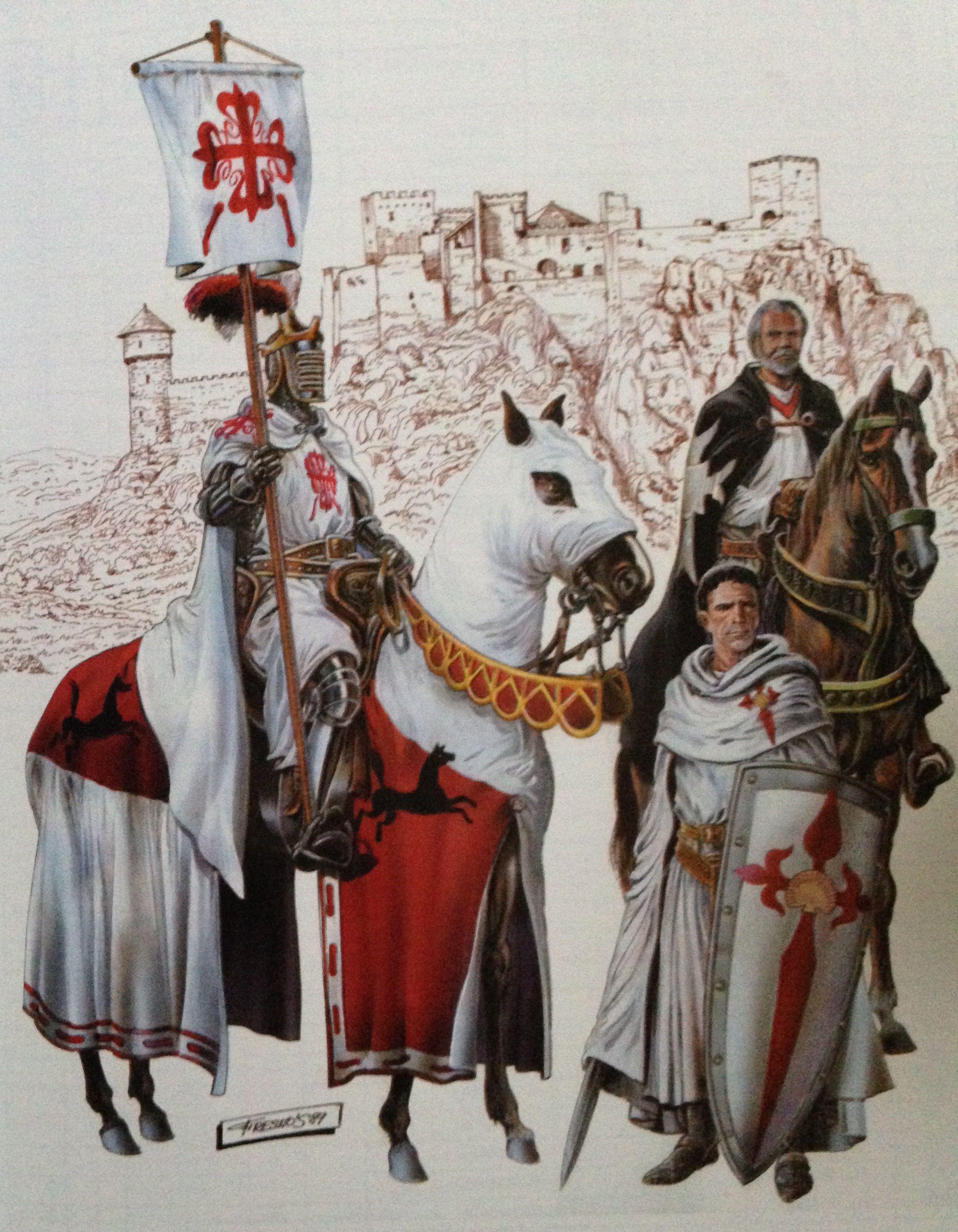 Орден Калатравы. <br>