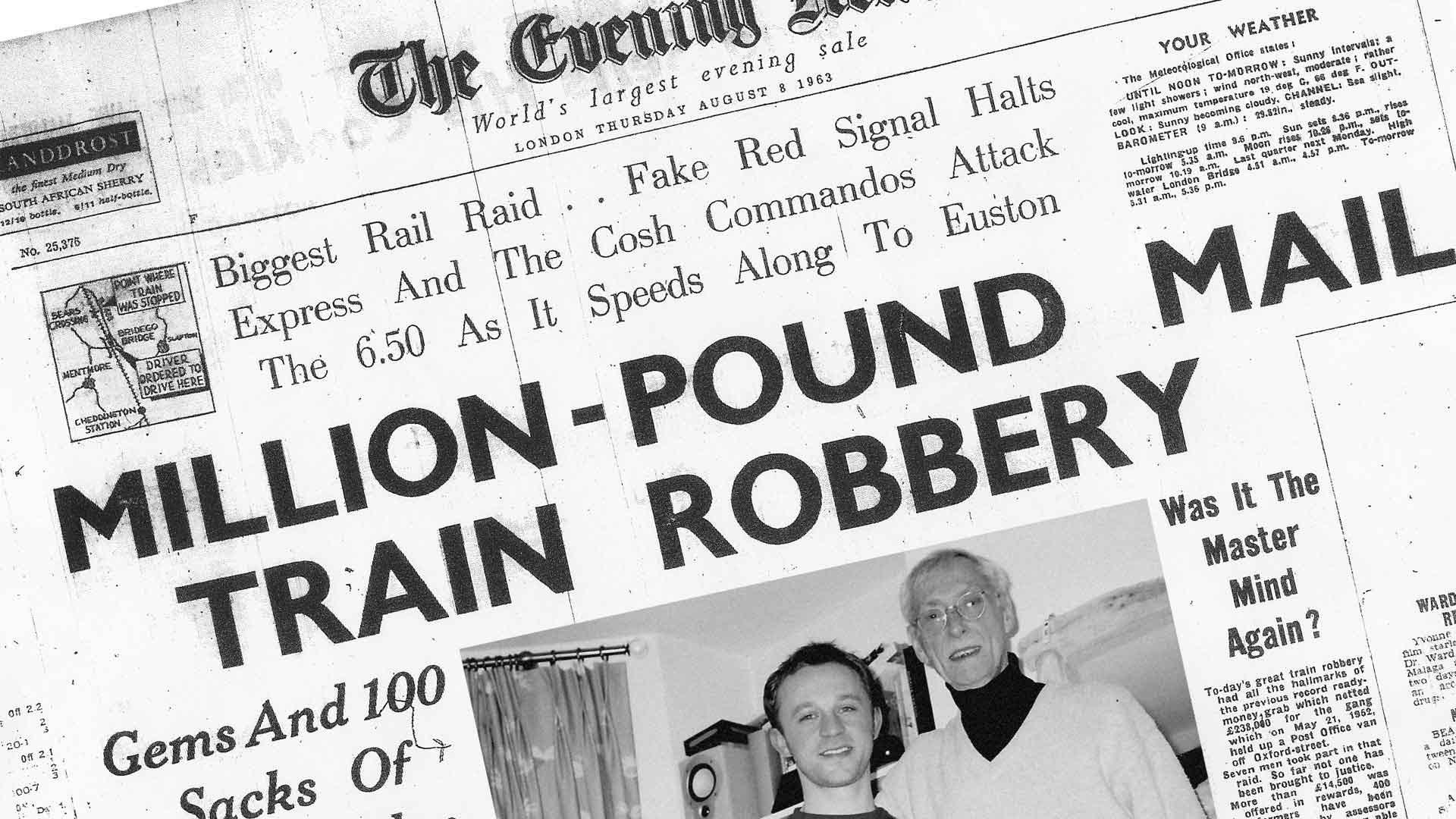Заголовок газеты от 8августа 1963 года. <br>