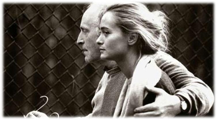 Бродский с женой Марией, урождённой Соццани. Фото М. Барышникова.png