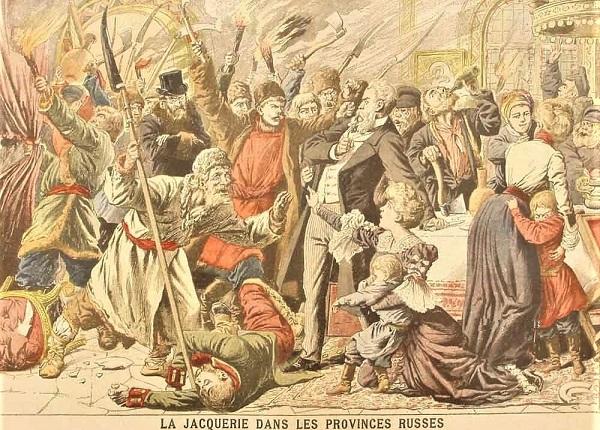Что такое «жакерия», или как месье «довели» крестьян - Статьи