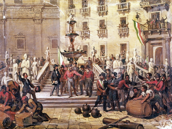 history of the risorgimento movement in italy Early phases of the risorgimento: lombardy and north central italy count cavour began his efforts to unify italy under his king, victor emmanuel ii, in 1858 by concluding a secret understanding with the emperor of france, napoleon iii.