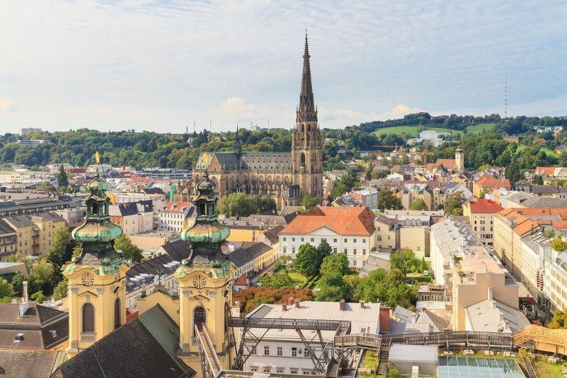Фото 1. Линц - город в Верхней Австрии, в котором прошло детство А. Гитлера.jpg