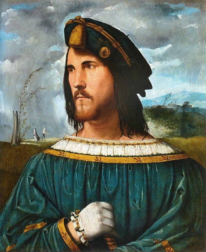 Чезаре Борджиа. <br>