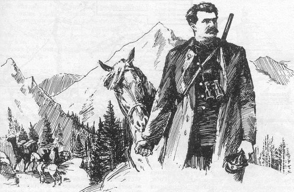 Николай Михайлович Пржевальский.