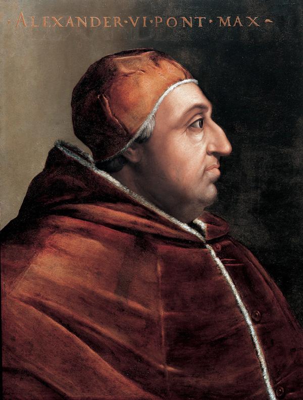 Александр VI.