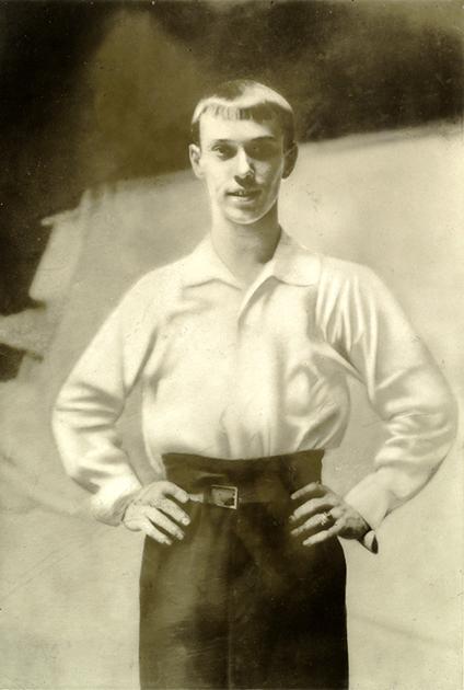 Вацлав Нижинский, 1907 год.jpg