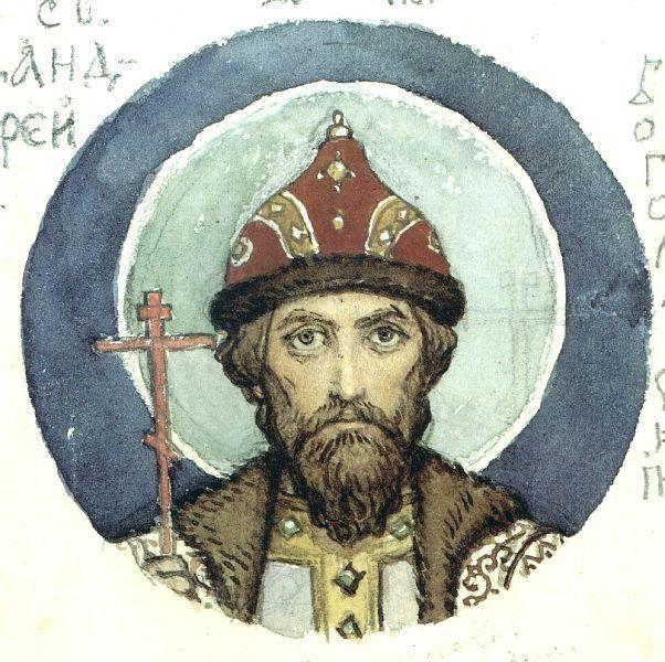 Андрей Боголюбский.