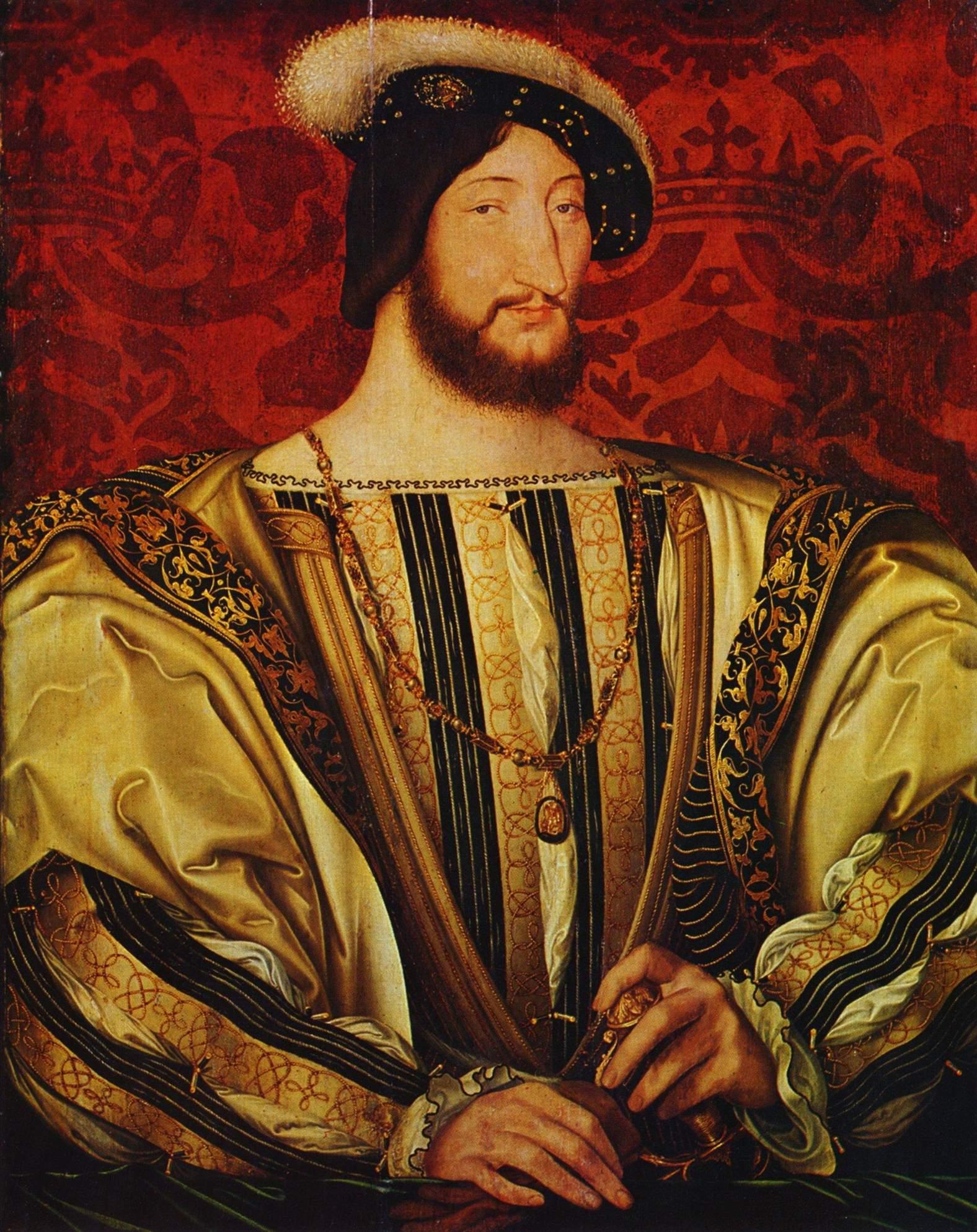 Франциск I, Жан Клуэ, 1527−1530 гг.